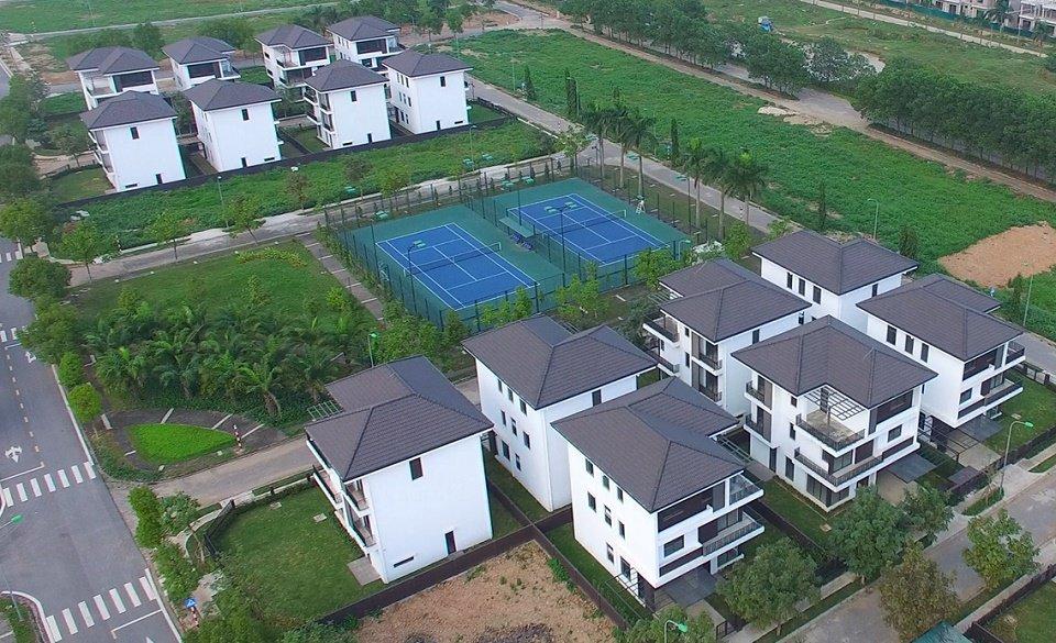 san tennis hado charm villas